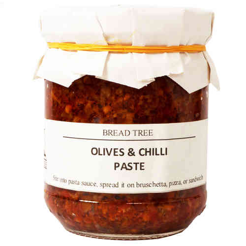 Olives and Chilli Paste 190g