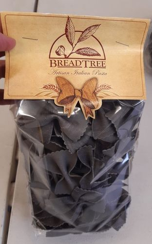 Farfalle (Black Squid Ink Pasta) 400g