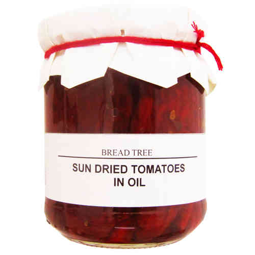 Sun Dried Tomatoes in Extra Virgin Olive Oil 190g