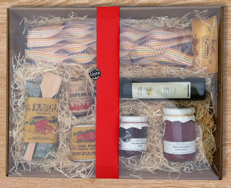 'Sun-ray of Southern Italy!' Hamper