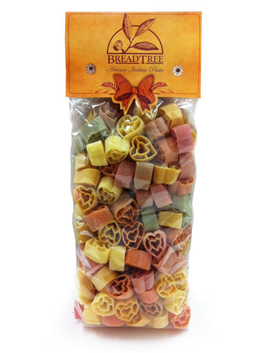 Cuori Mix (Colourful Heart Pasta) 500g
