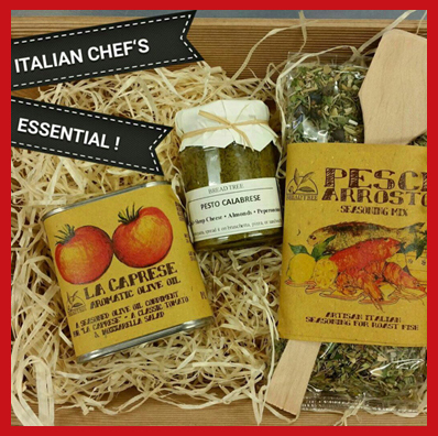 'Italian Chef's Essential!' Hamper
