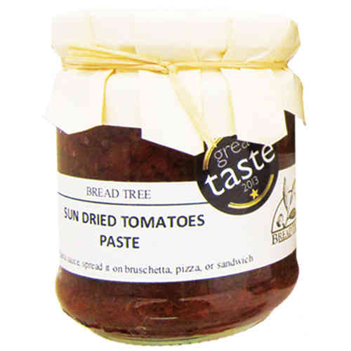 Sun Dried Tomato Paste 190g *Great Taste 2013