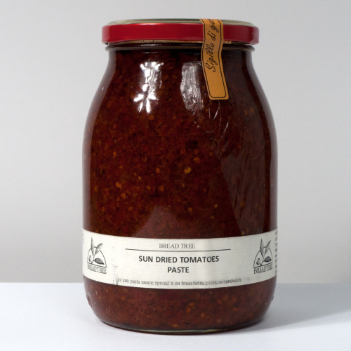 Sun Dried Tomato Paste Huge 1kg *Great Taste 2013
